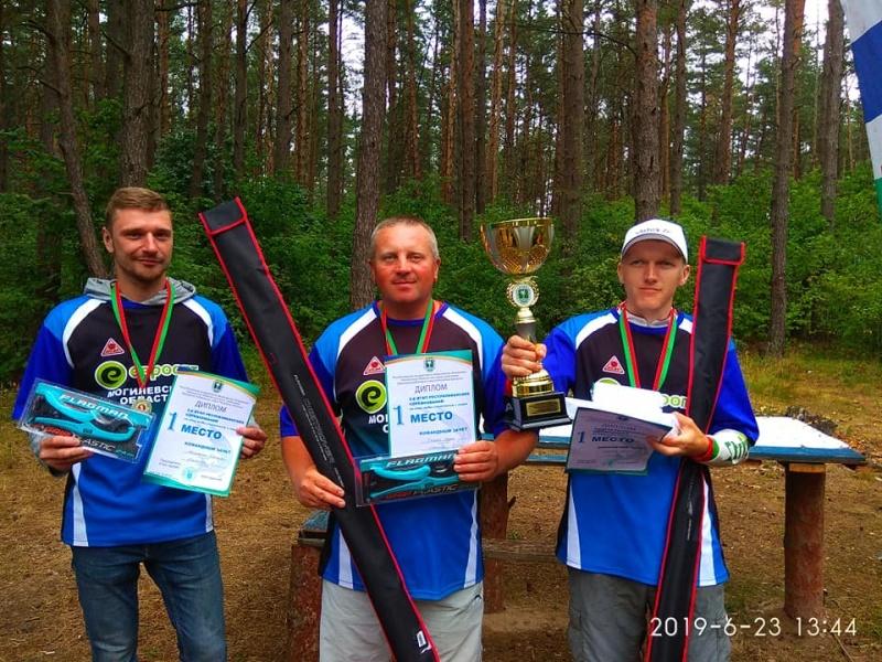 Рыболовные соревнования 2019 в московской области